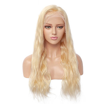 RUSSIAN BLONDE FULL LACE BODY WAVE WIGS