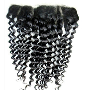 Water Wave Frontals