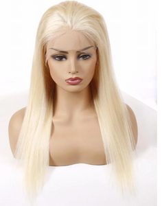 RUSSIAN BLONDE LACE FRONTAL WIGS