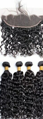 Tropical Wave 3 bundles and frontals