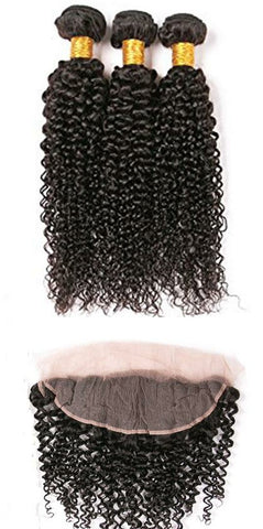 Spanish Curly bundles and frontals