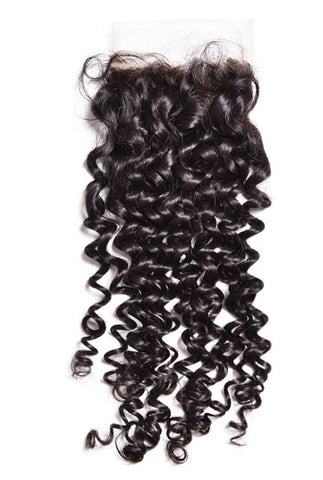 Italian Curly Closure