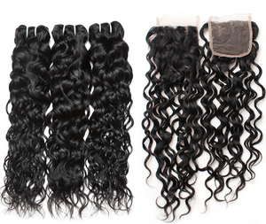 Spanish Wave 3 Bundles w/ Closure