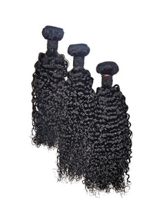 Brazilian Kinky Curly Bundles