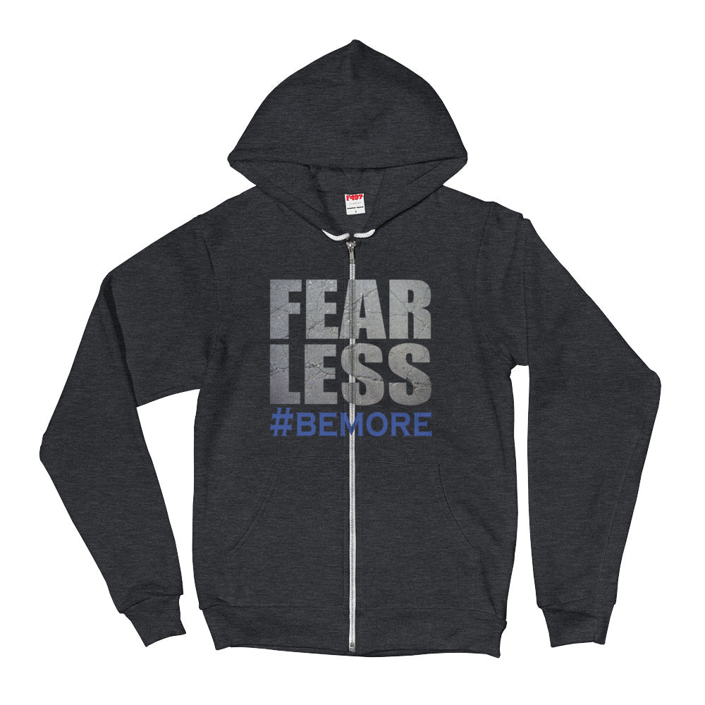 Fear Less Hoodie sweater