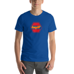 SEXY AF Shield Short-Sleeve Unisex T-Shirt