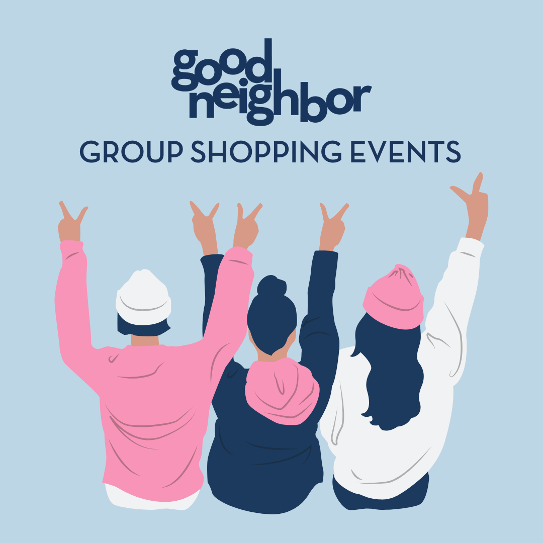 Group Shopping Events