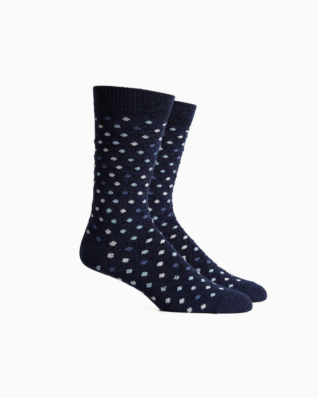 Confetti Socks- Blue Nights