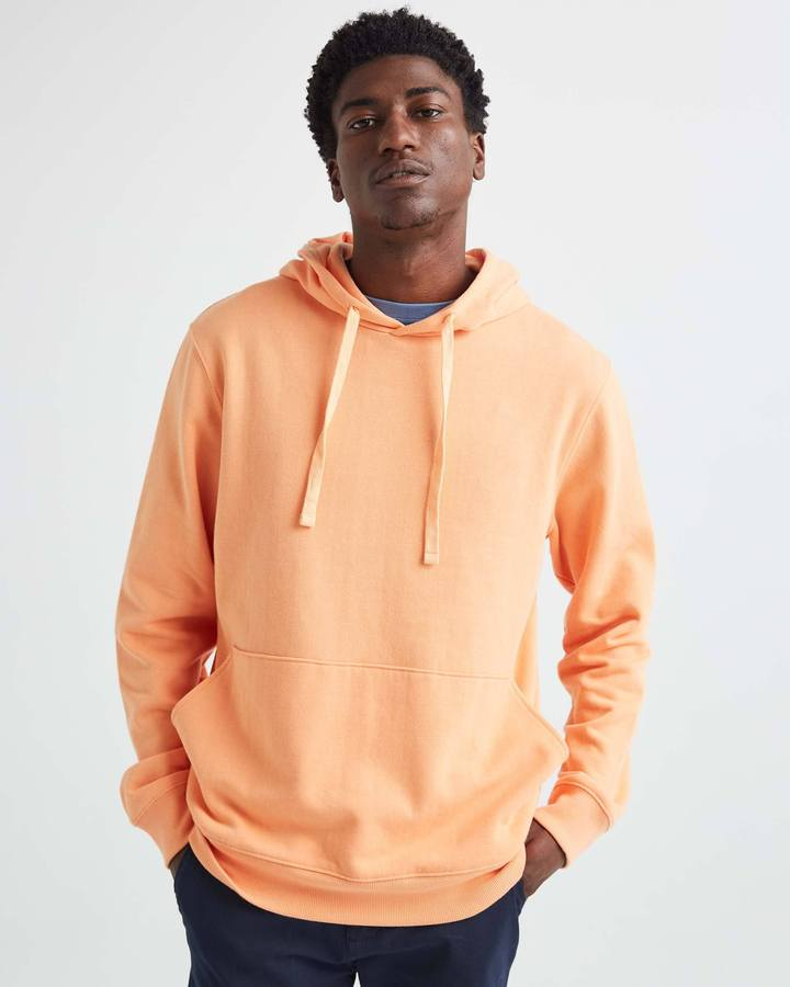 Pullover Hoodie- Cantaloupe