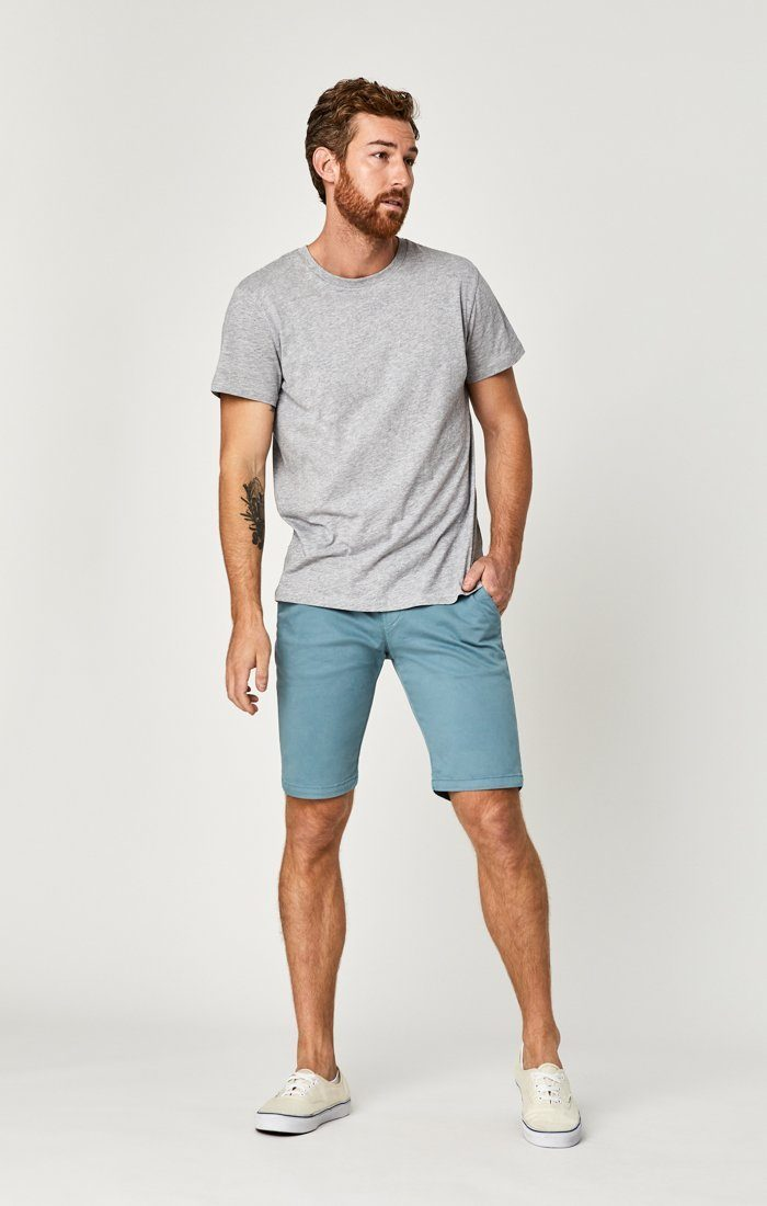 Jacob Shorts- Smoke Blue
