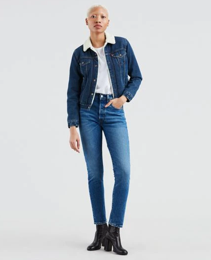 501  Levi's® Skinny Fit- We The People
