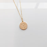 Constellation Charm Necklace- Capricorn