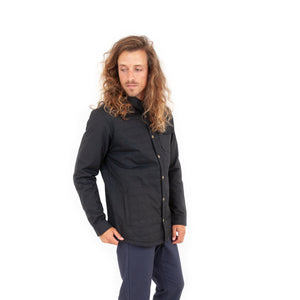 Cold Spring Shirt Jacket- Charcoal