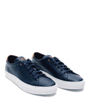 Edge Lo-Top Sneakers- Navy