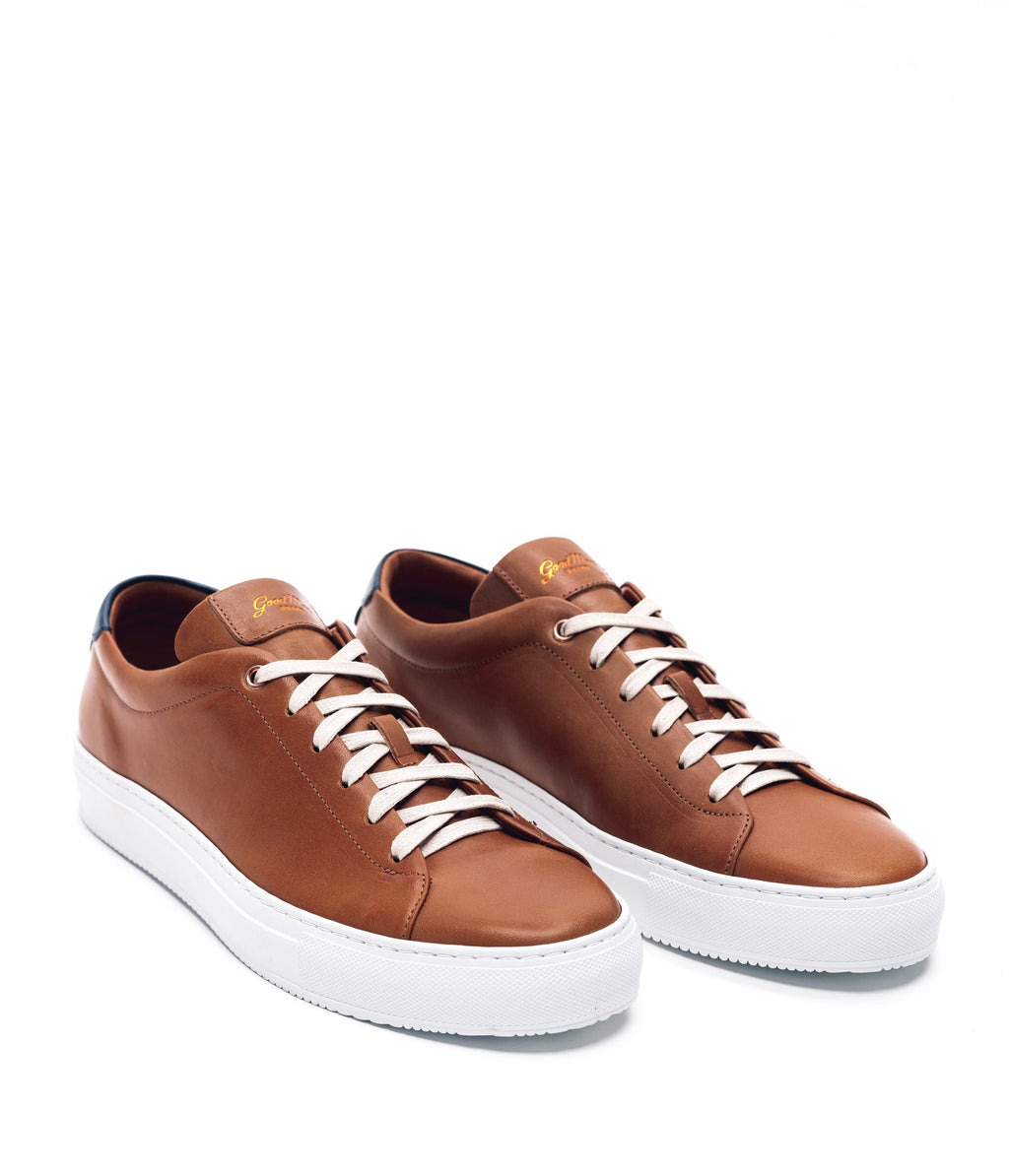 Edge Lo-Top Sneakers- Vachetta