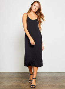 Celinne Dress- Black