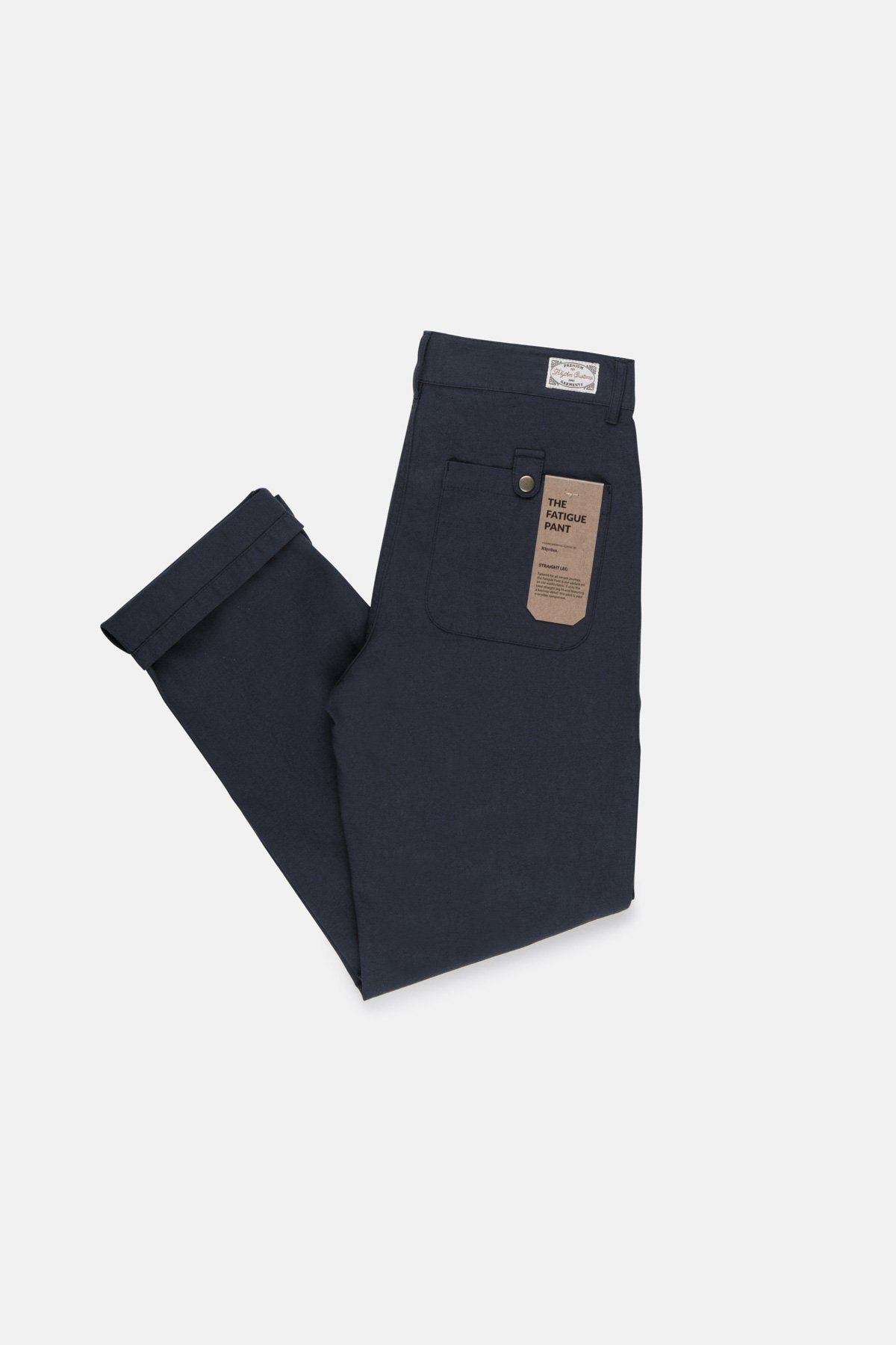 Fatigue Pant- Navy