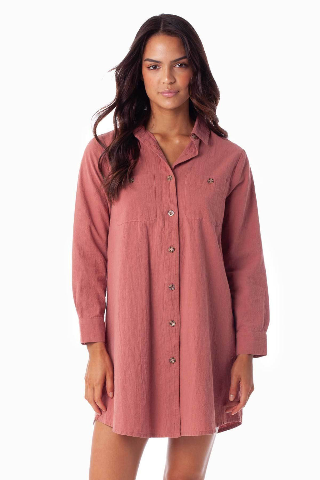 Maya Long Sleeve Dress