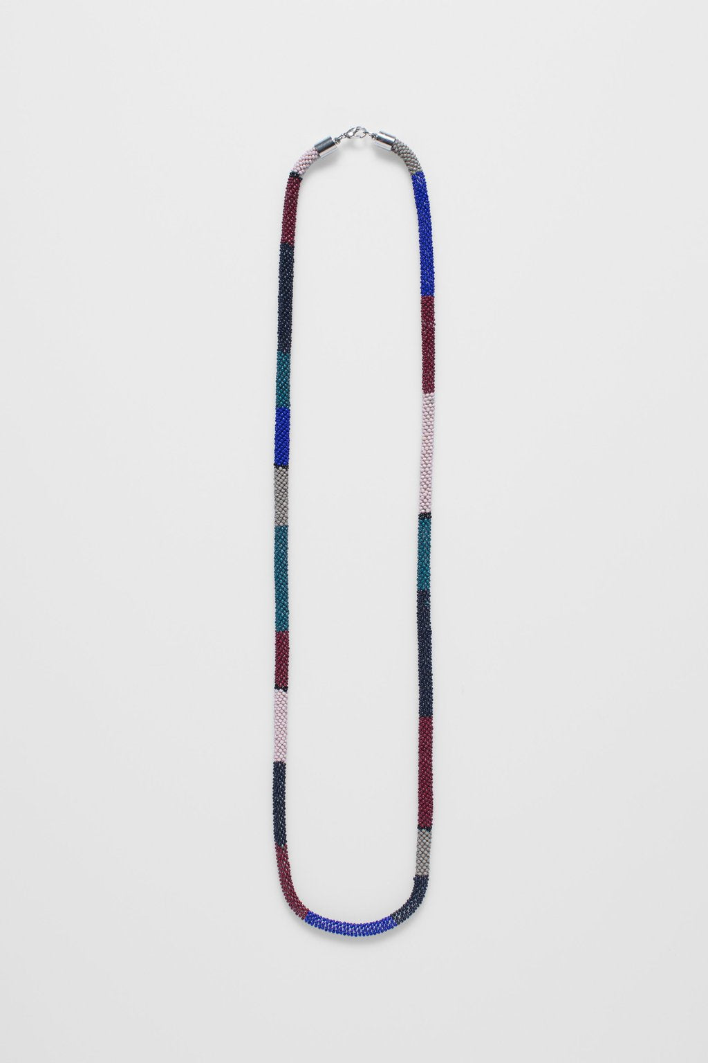 Blok Necklace- Dark Multi