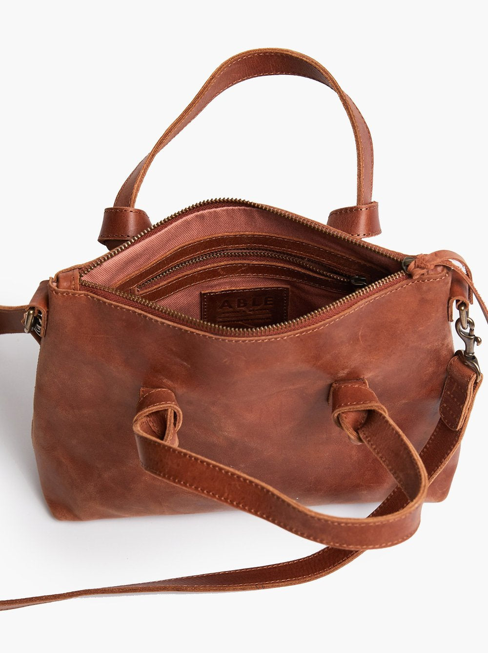 Rachel Crossbody Bag- Whiskey