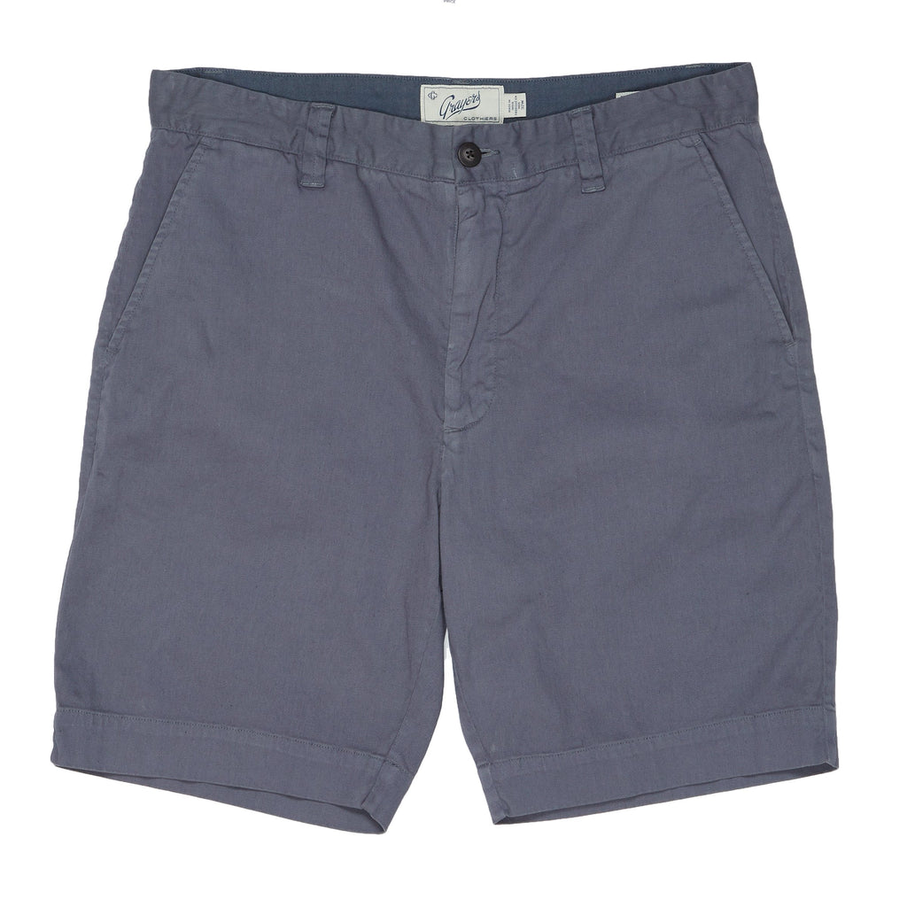 Bermuda Cotton Linen Shorts
