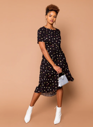 The Everyday Ruched Dress