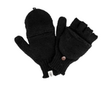 Bryant Fingerless Gloves- Black