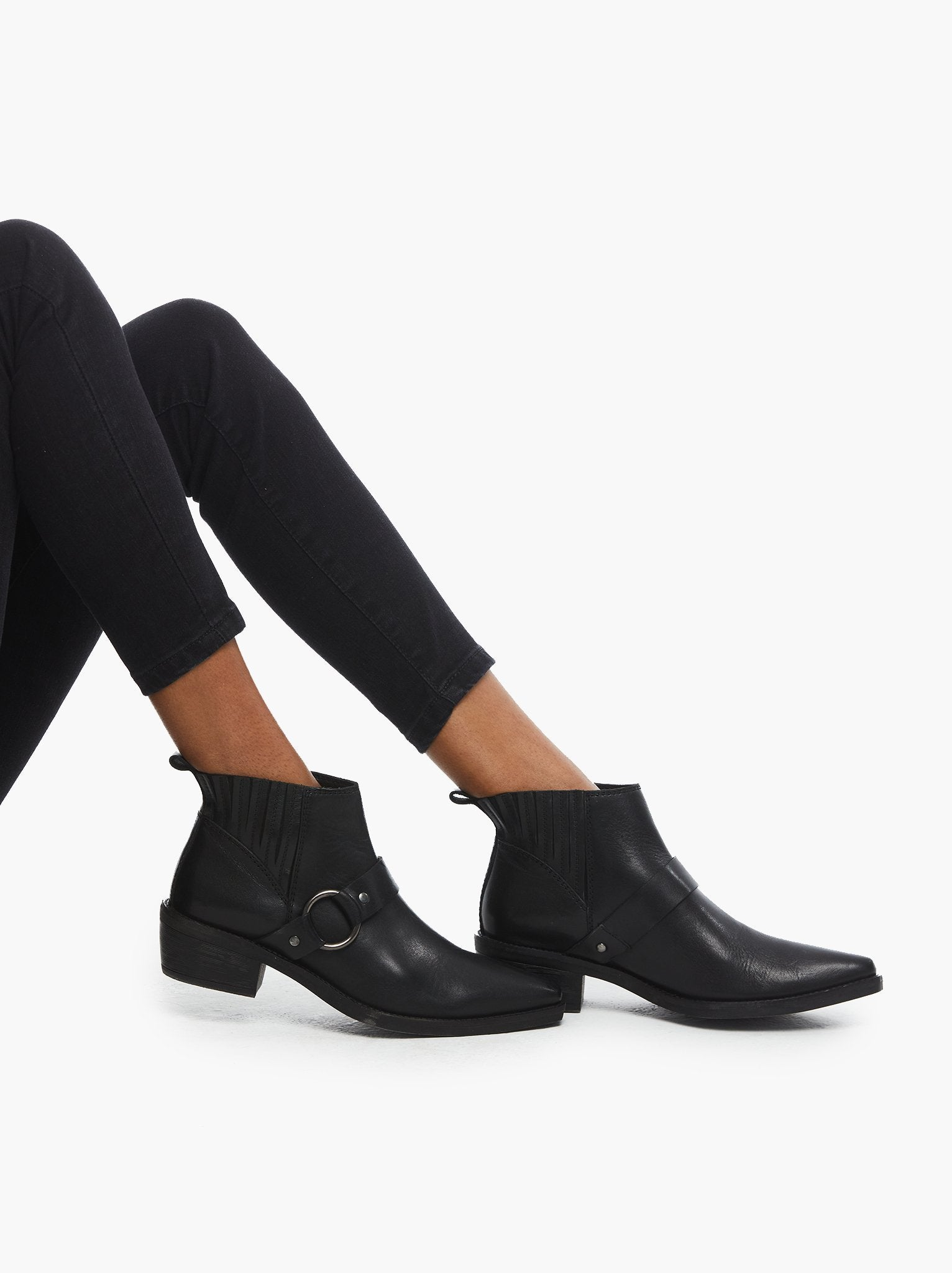 Jenny Ankle Boots