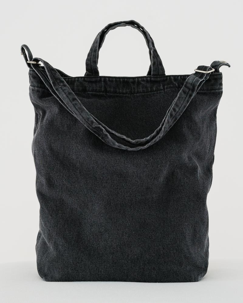 Duck Bag- Washed Black