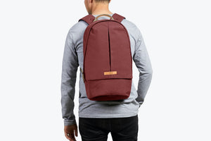 Classic Backpack Plus- Red Earth
