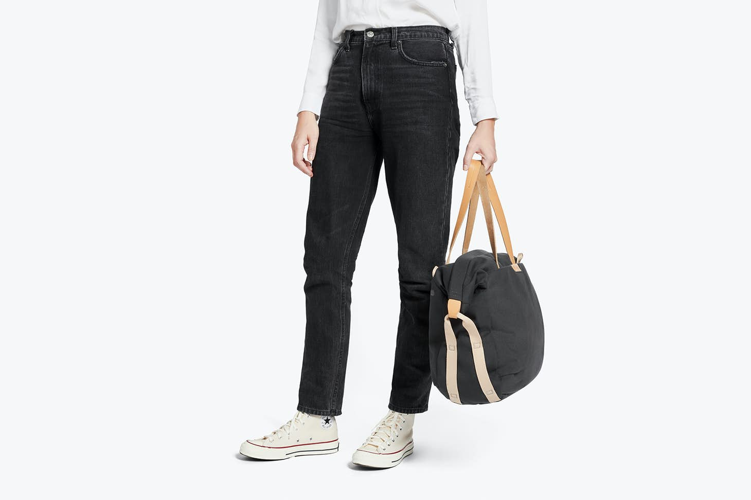 The Weekender- Charcoal