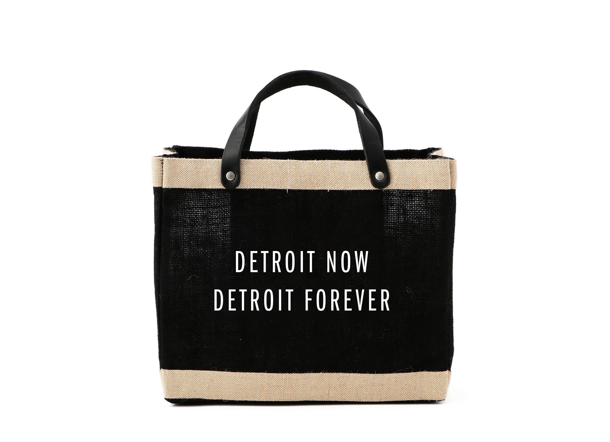 Detroit Now Market Bag