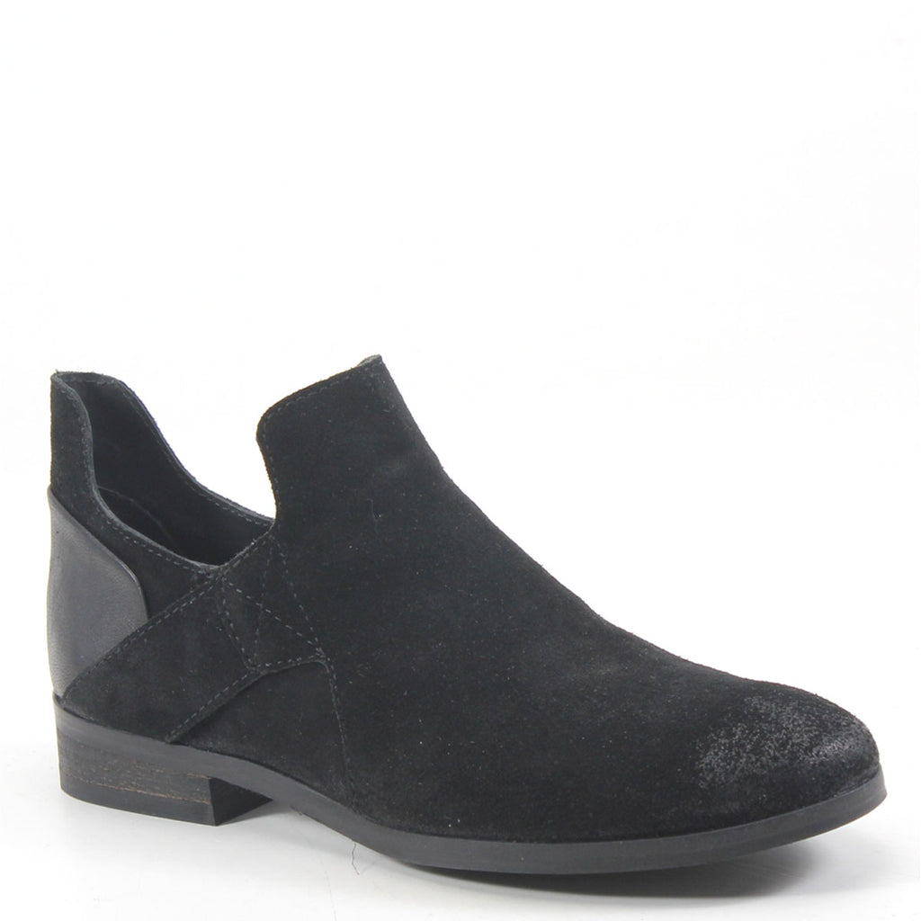 Make Up Bootie- Black