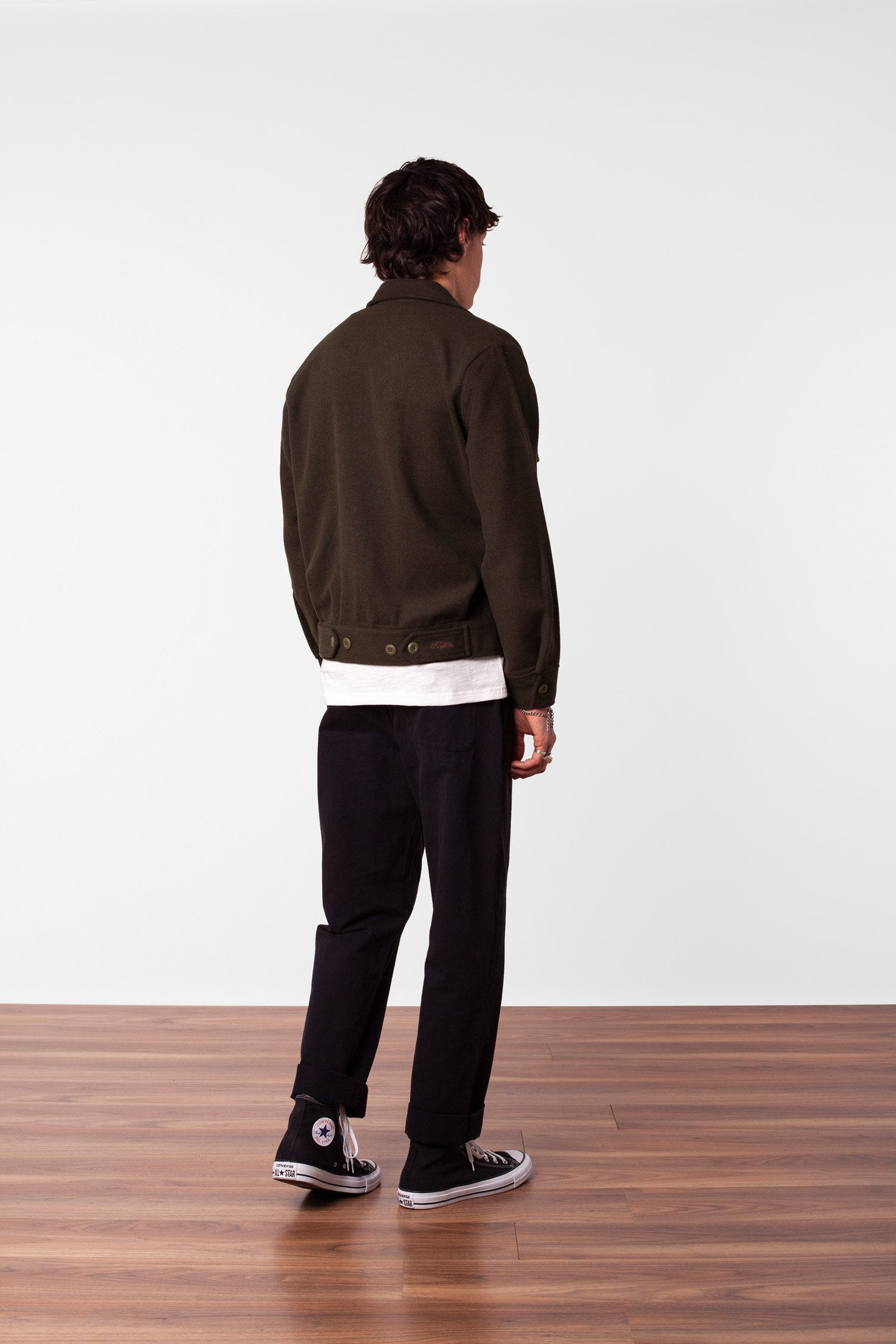 Fatigue Pant- Black