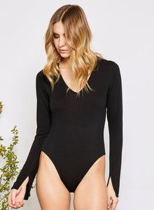 Brea Bodysuit - Black