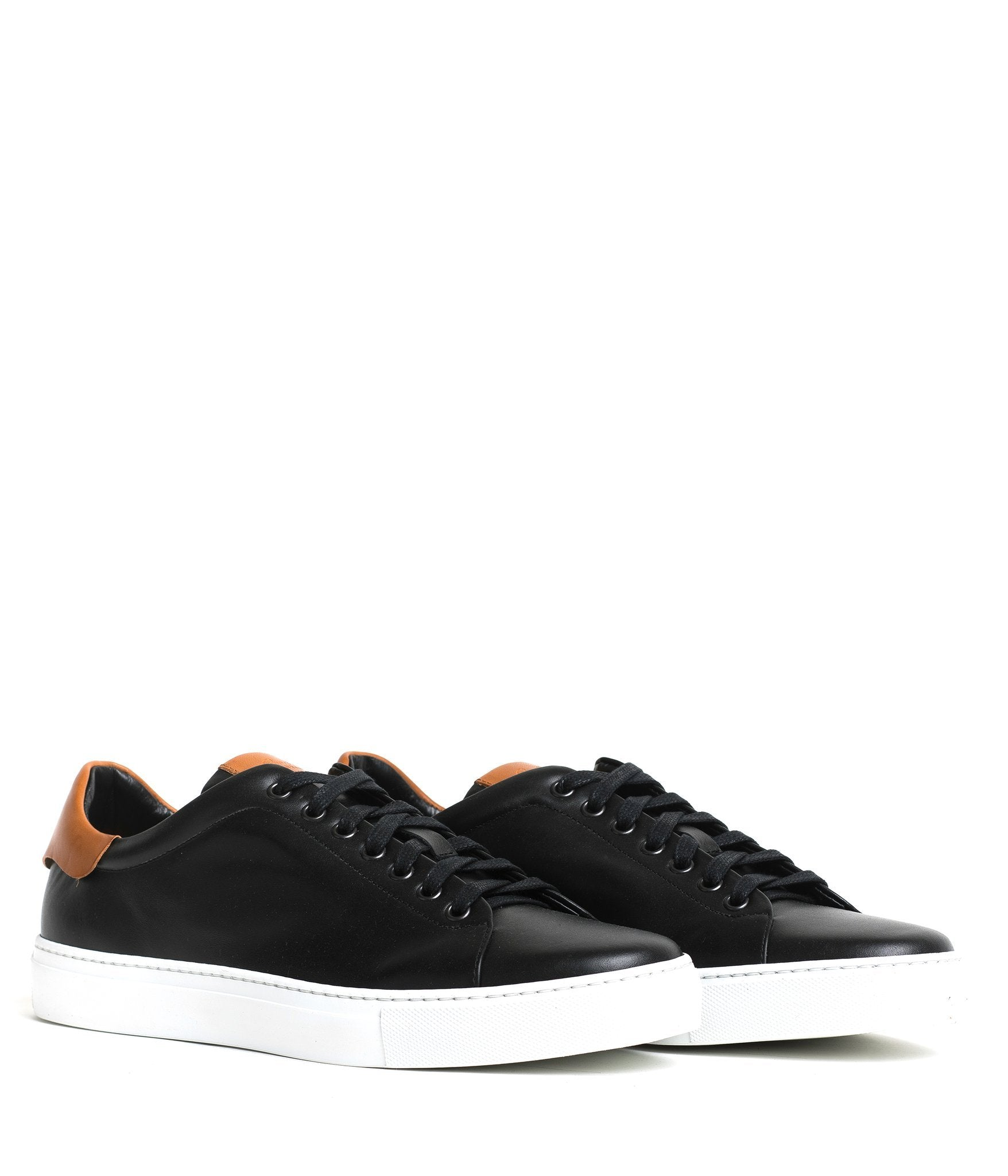 Legend Lo Top Sneaker- Black
