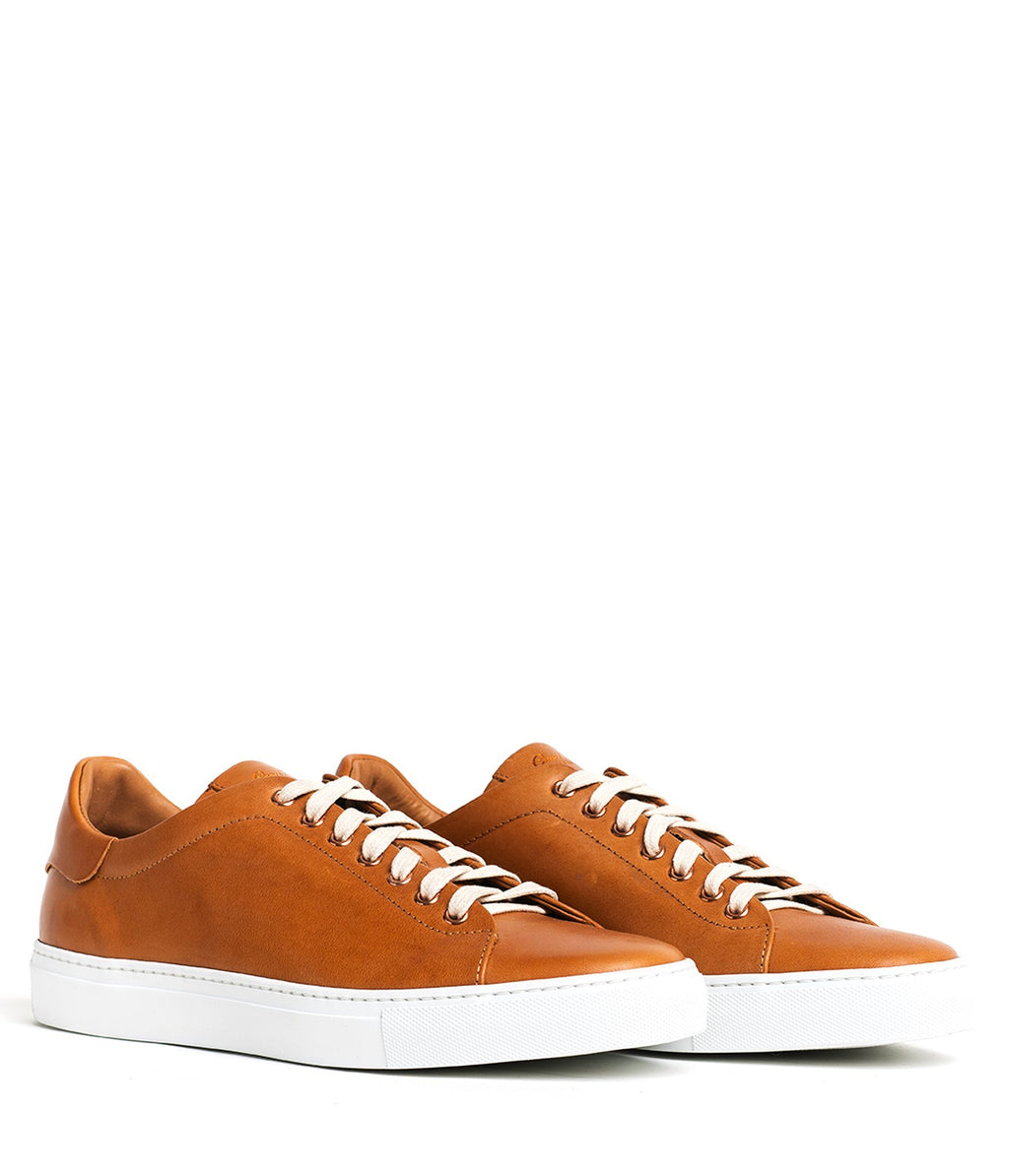 Legend Lo Top Sneaker- Tan