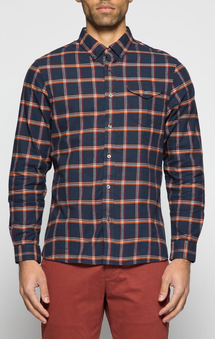 One Pocket Flannel Shirt