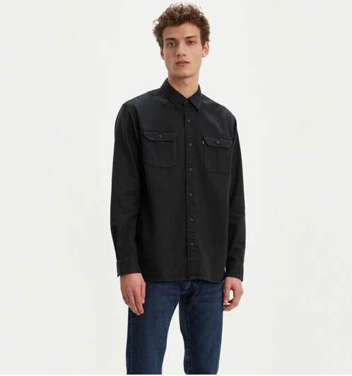 Jackson Worker Shirt- Electric Check