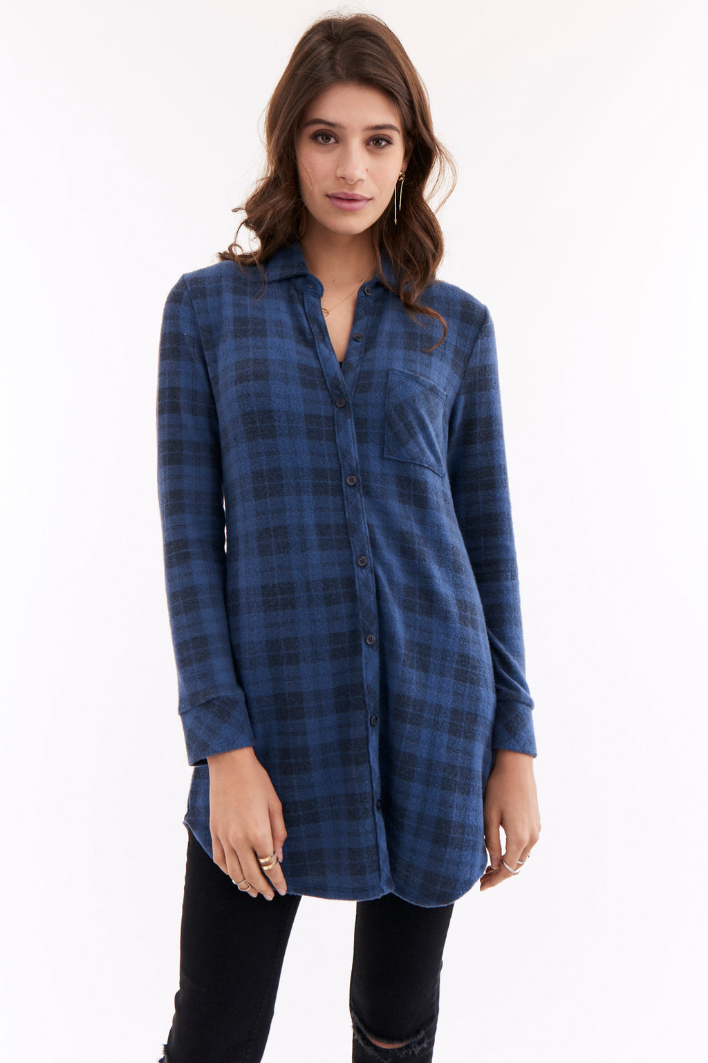 Oxford Tunic