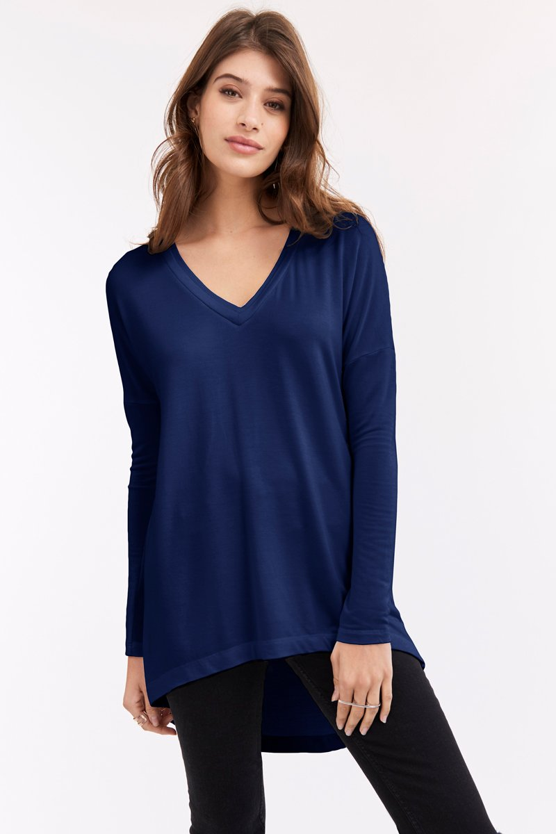 Sevile Tunic - Midnight