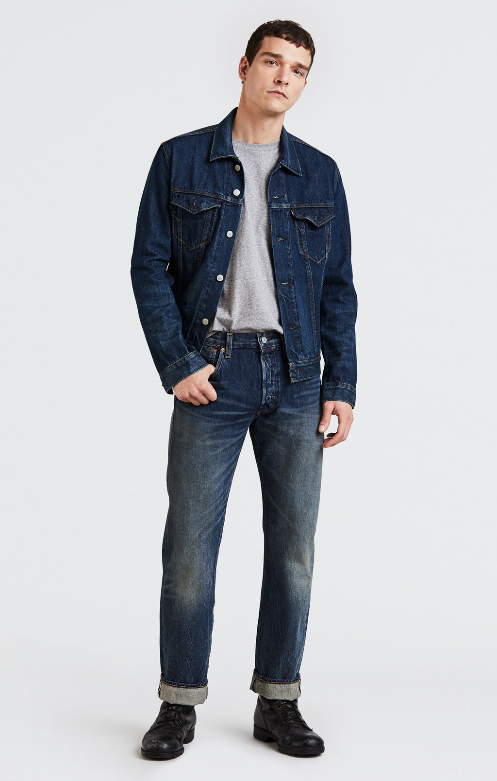 501  Levi's® Original Fit - Indigo Beauty