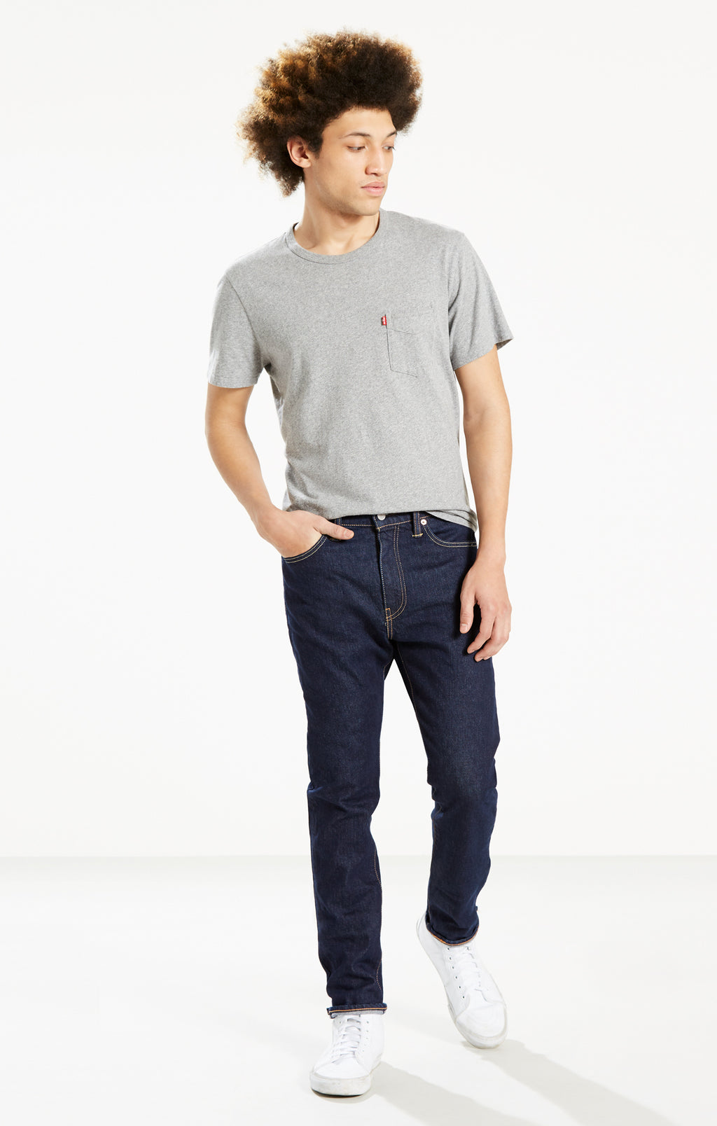 510™ Skinny Fit - Chain Rinse