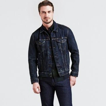 The Trucker Jacket- Barrow Lane