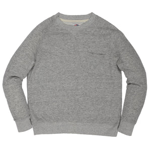 Montague Twill Terry Crew