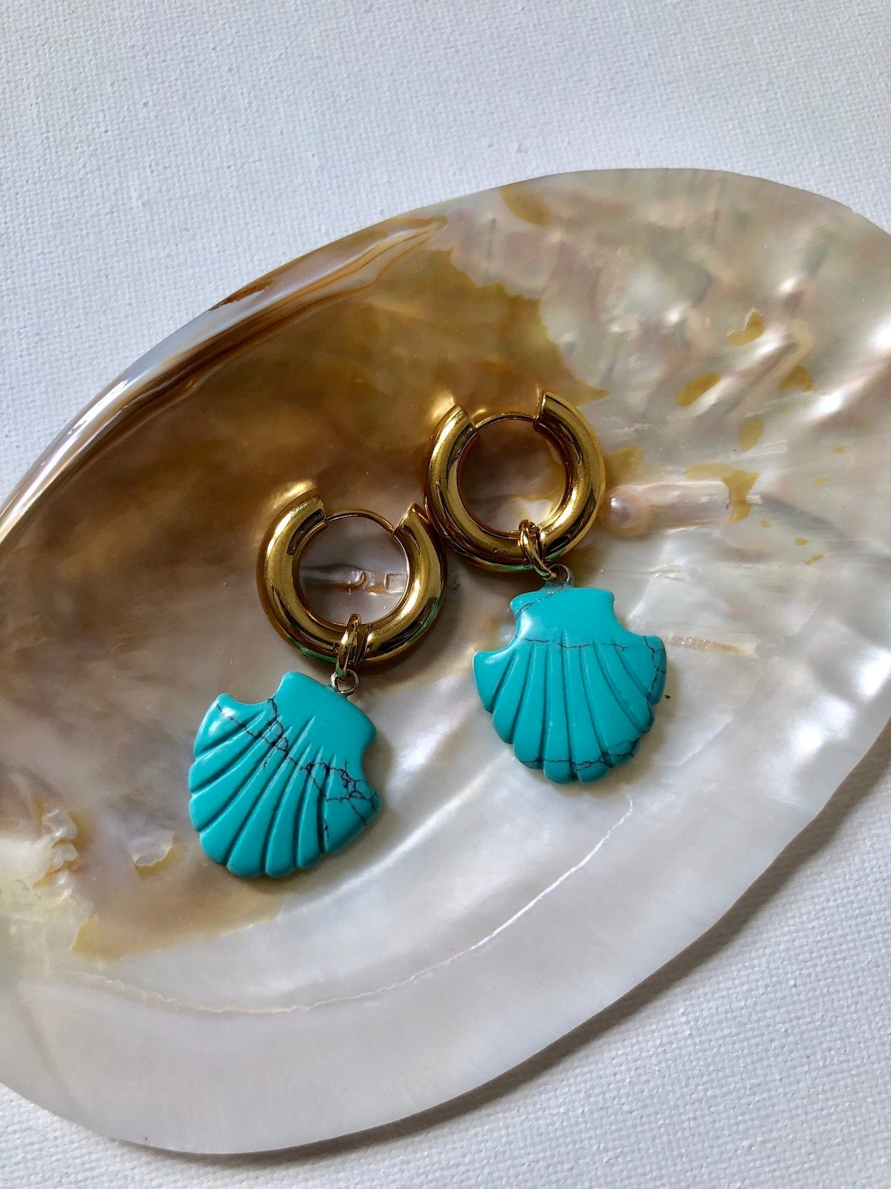Shell We Dance Earrings