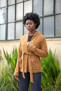 Pebble Knit Jacket