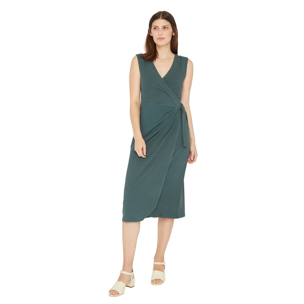 Persephone Wrap Dress