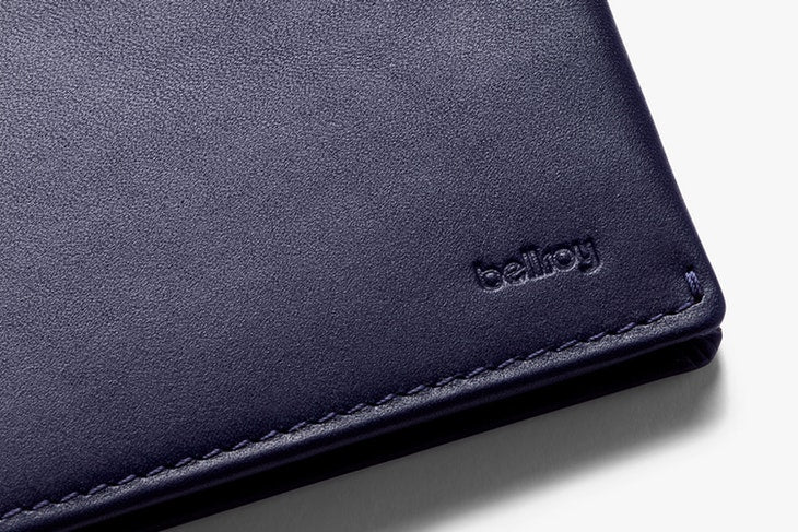 Slim Sleeve Wallet- Navy