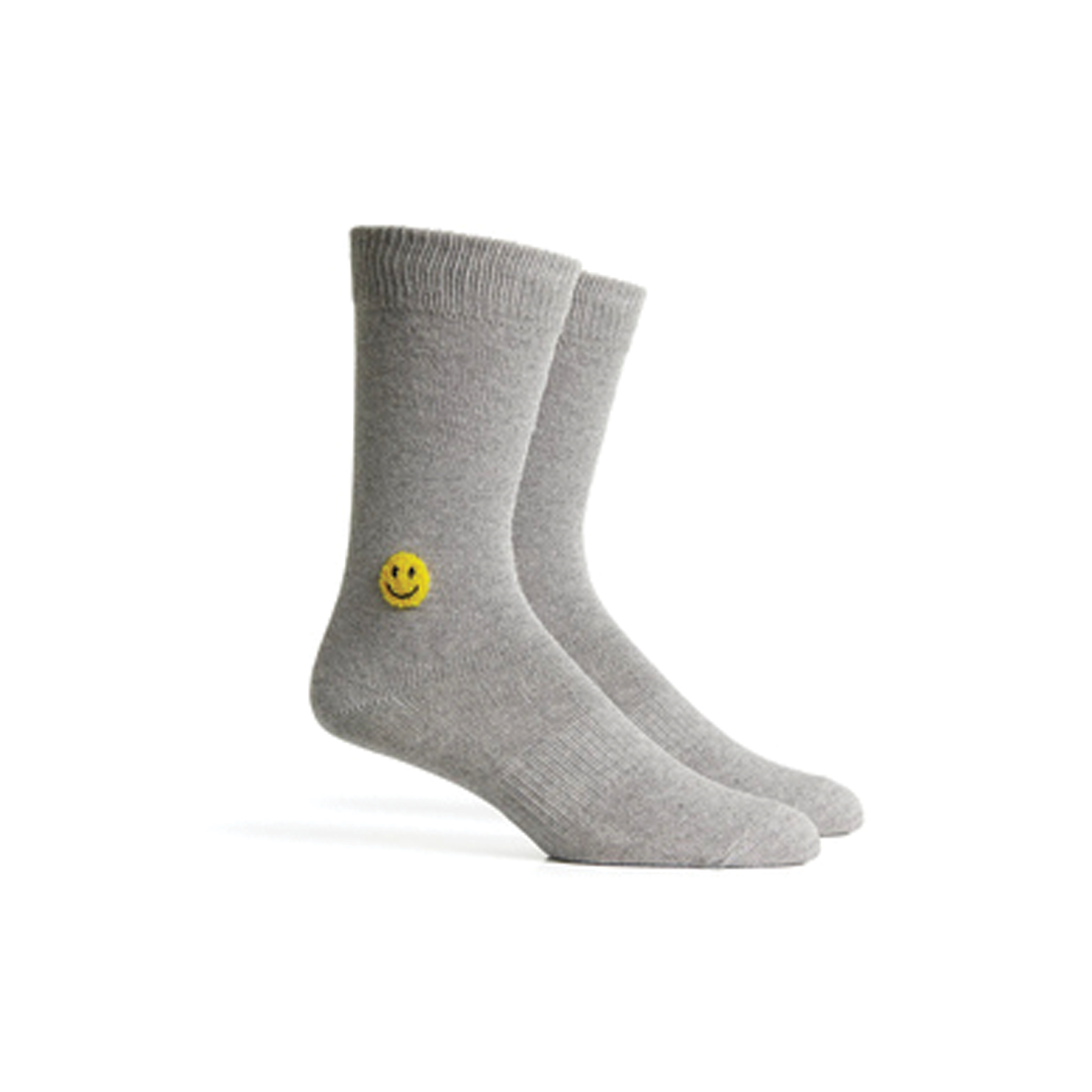 Lucky Socks- Heather Grey